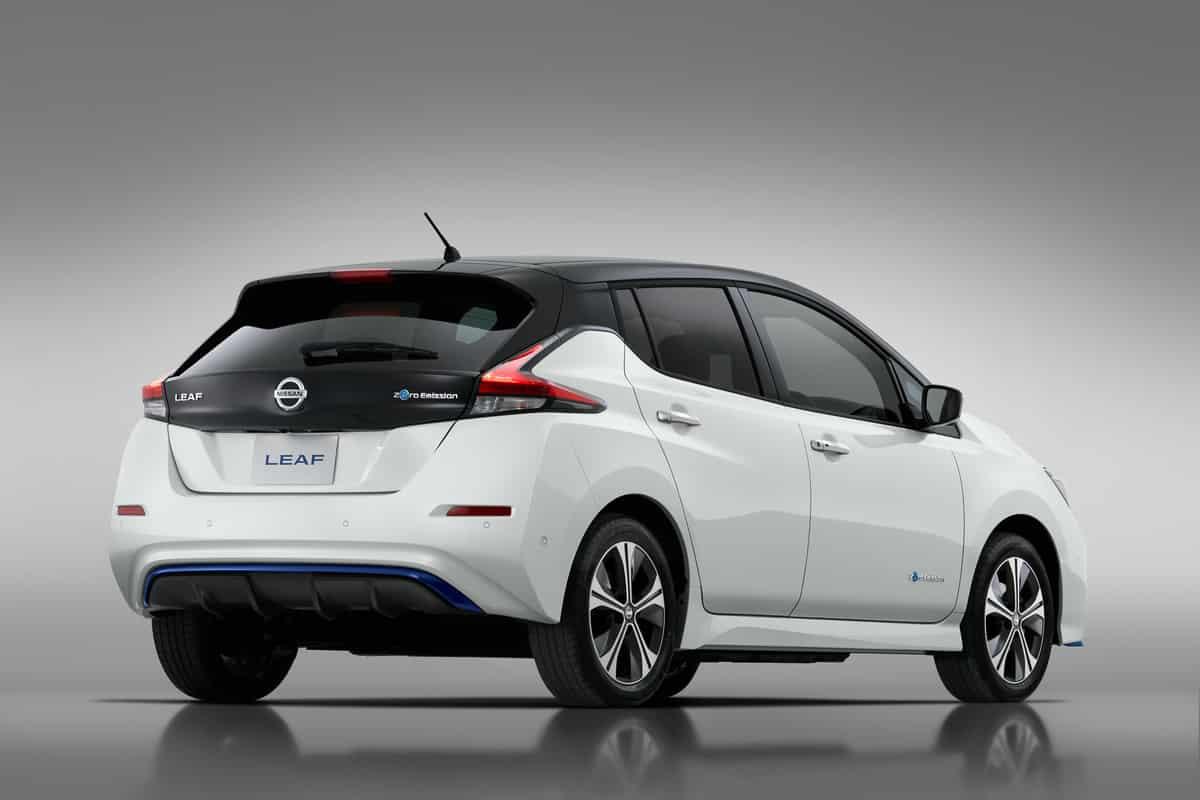 Mehr Leistung und größere Reichweite: Nissan Leaf 2019 » Exterior 04