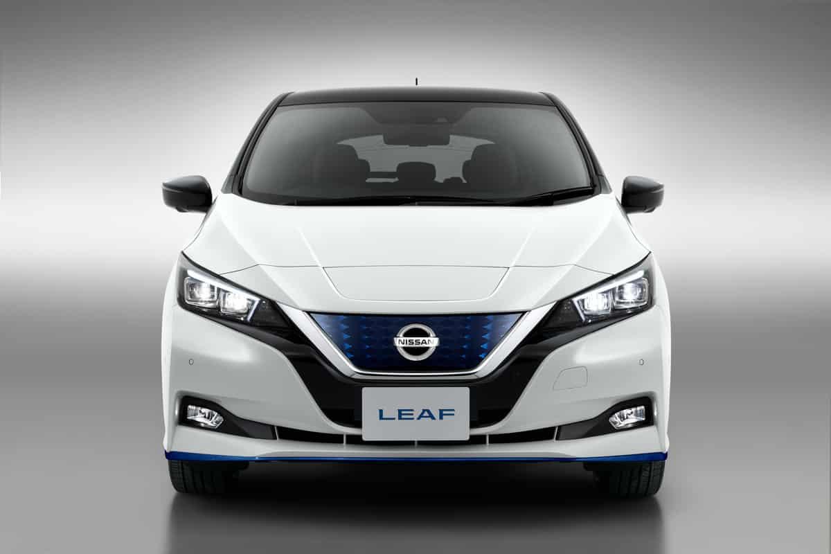 Mehr Leistung und größere Reichweite: Nissan Leaf 2019 » Exterior 07