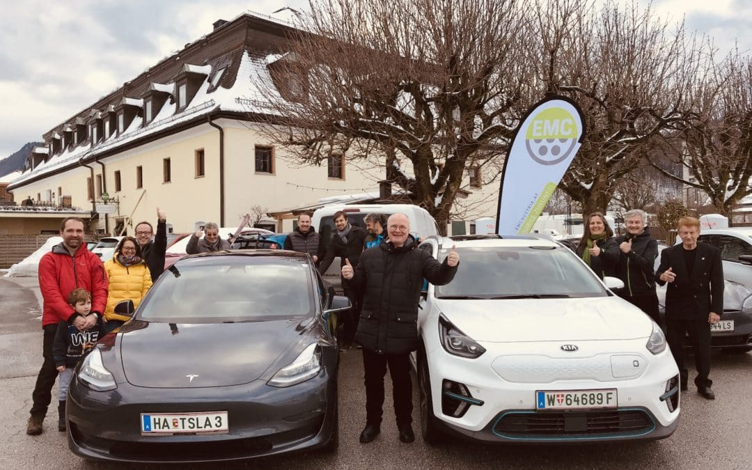 eMobility – Kompetenztreffen SALZBURG – November