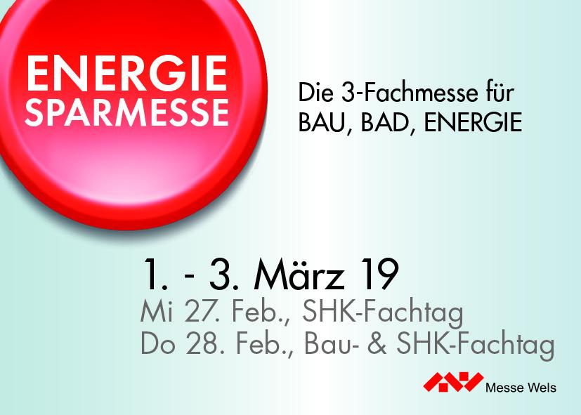 Energiesparmesse Wels 2019