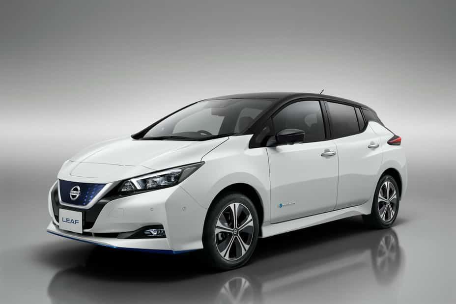 Mehr Leistung und größere Reichweite: Nissan Leaf 2019