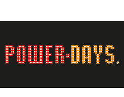 Power Days - ENERGY • LIGHT • EFFICIENCY » images
