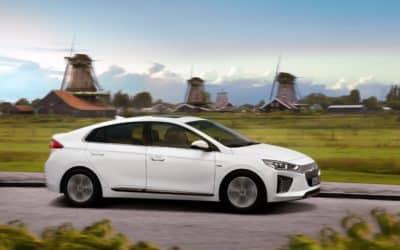 Hyundai IONIQ Elektro erhält maximale Punktzahl von Green NCAP