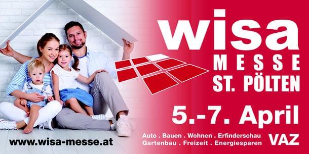 WISA 2019 - Messe St. Pölten » Header