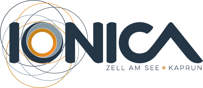 IONICA - Zell am See » IONICA logo