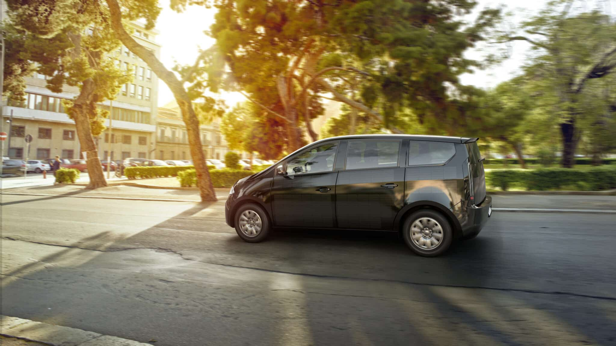 Sono Motors präsentiert Serien-Design des Sion » sono motors sion driving side profile rear