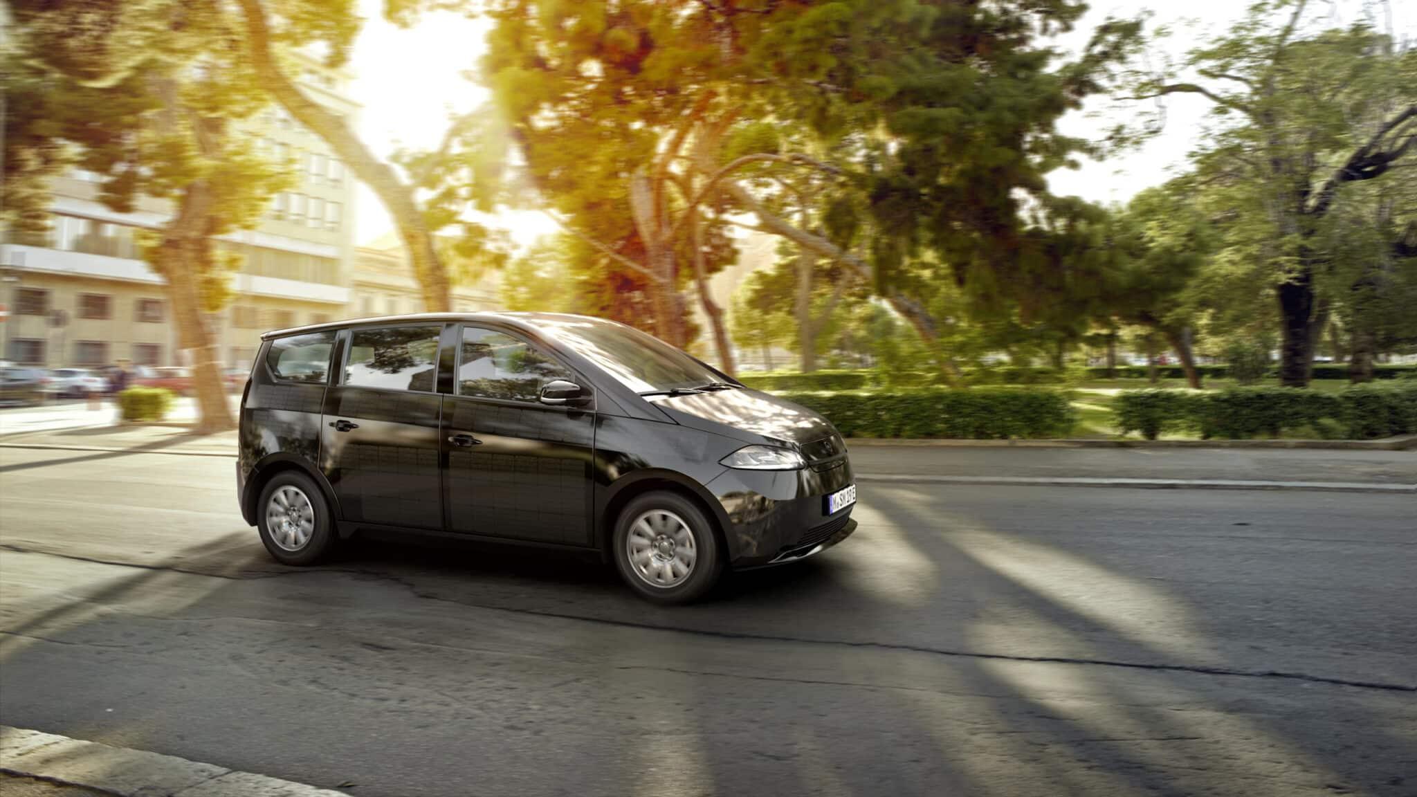 Sono Motors präsentiert Serien-Design des Sion » sono motors sion driving side profile