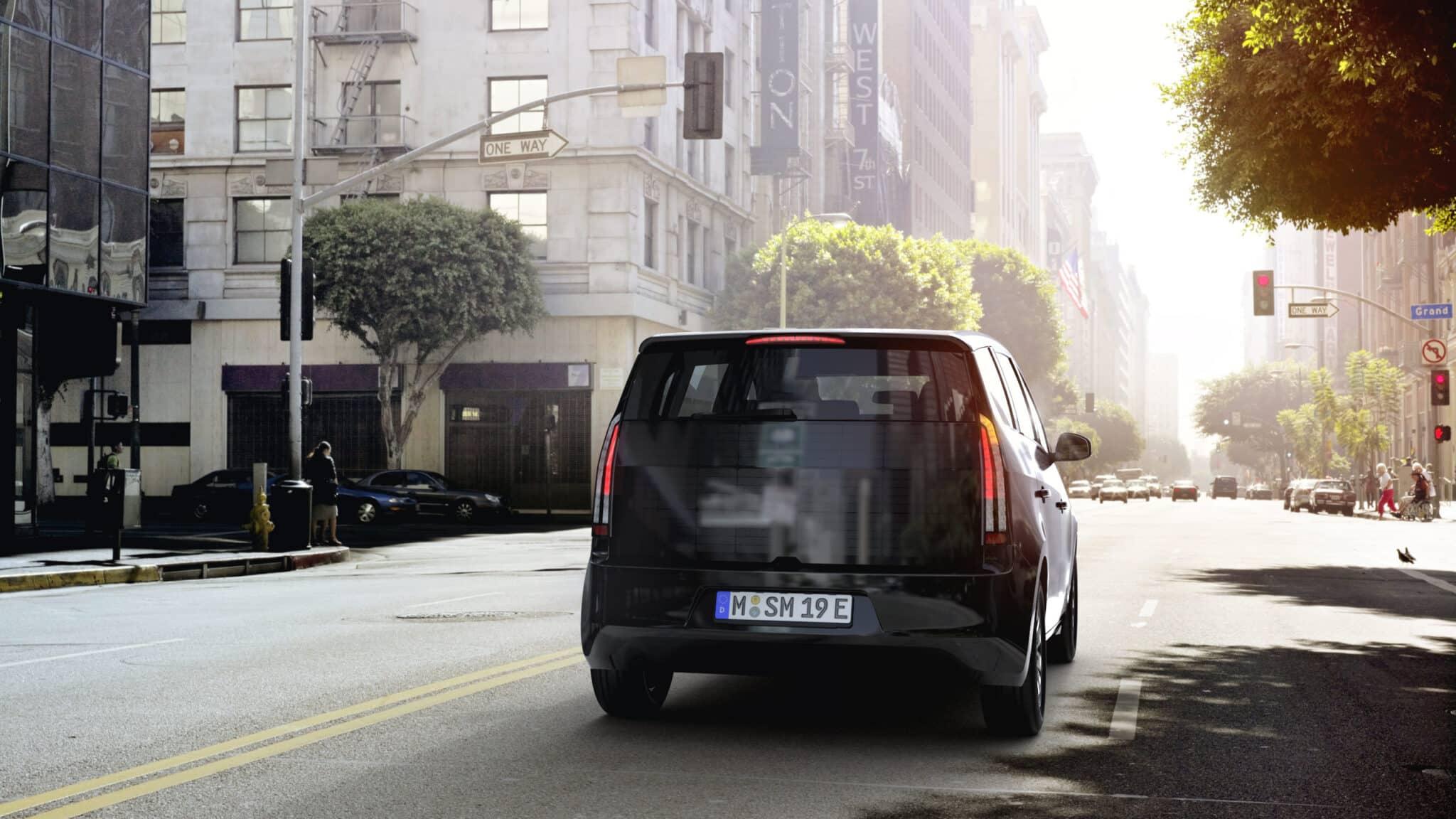 Sono Motors präsentiert Serien-Design des Sion » sono motors sion rear view