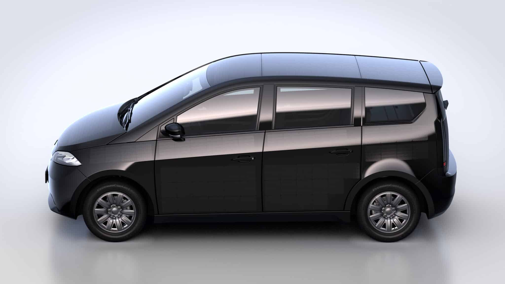 Sono Motors präsentiert Serien-Design des Sion » sono motors sion side profile