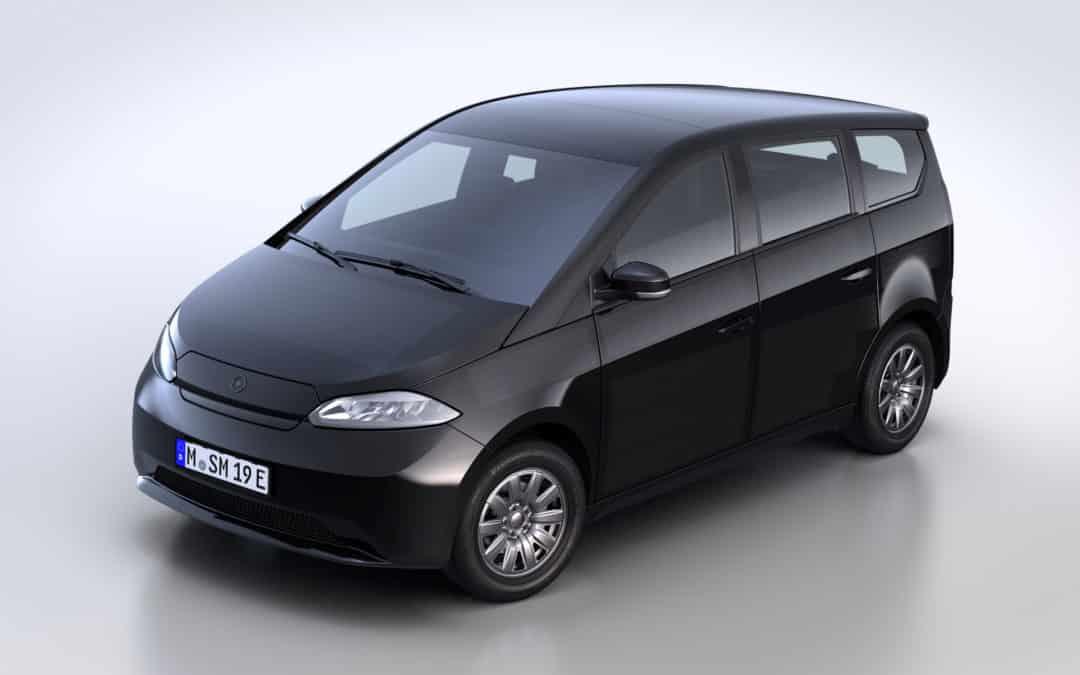Sono Motors präsentiert Serien-Design des Sion