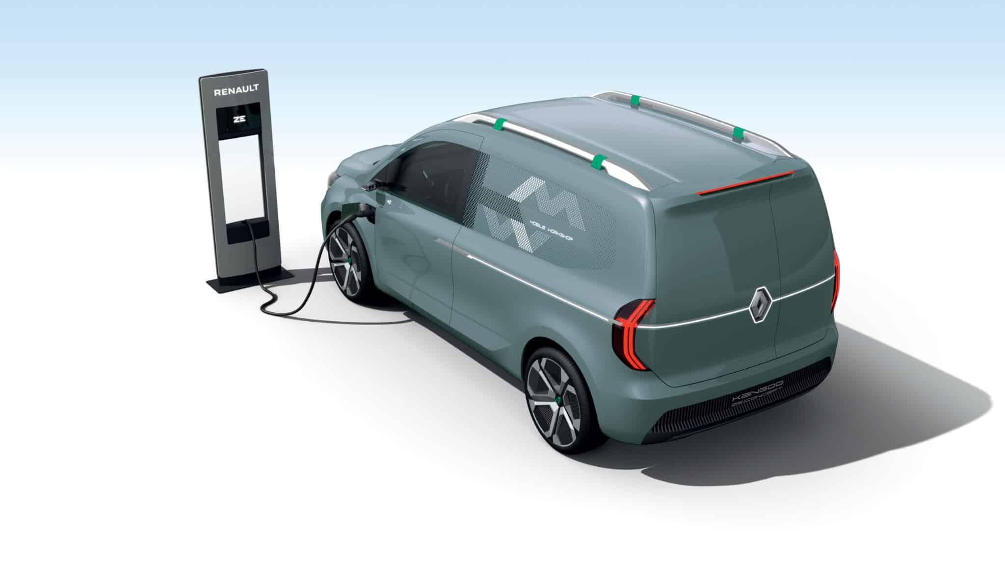 Renault aktualisiert seine Transportpalette » 20649 125427 R DAM 1025471