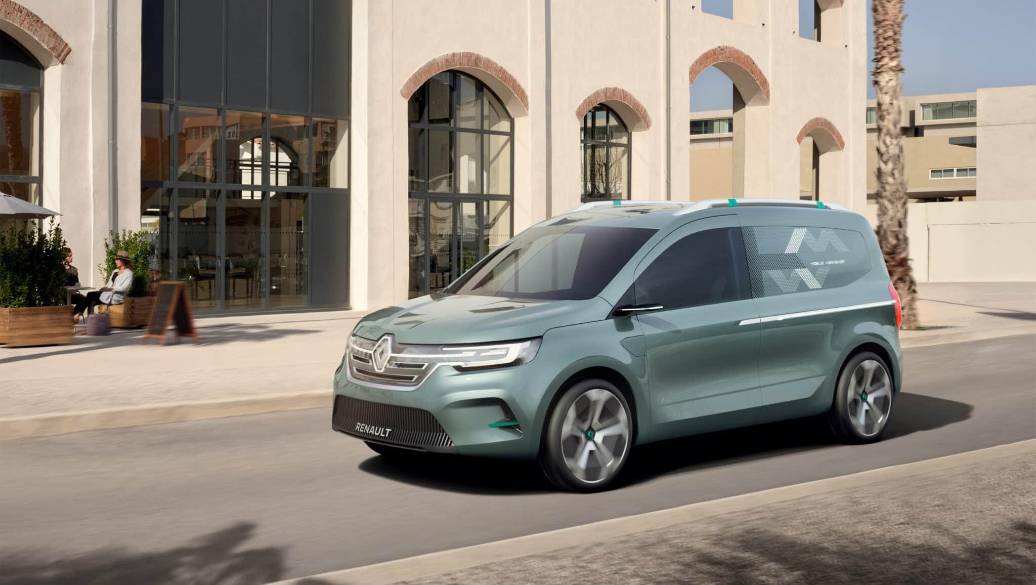 Renault aktualisiert seine Transportpalette » 20663 125440 R DAM 1025888