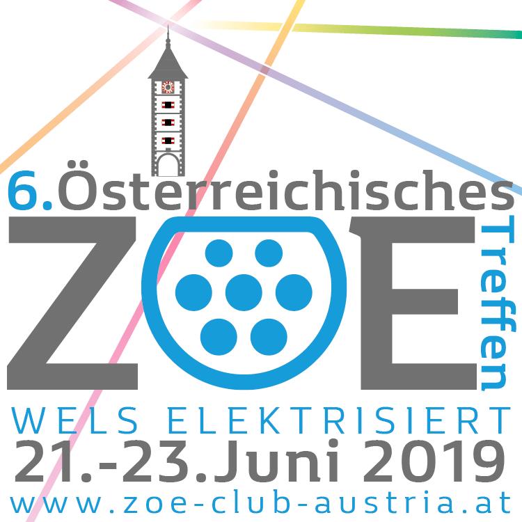 ZOE Treffen - WELS ELEKTRISIERT » Logo Treffen 2019 V2 1