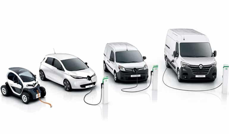 Renault aktualisiert seine Transportpalette