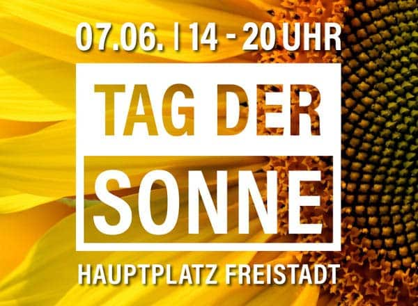 Tag der Sonne - Freistadt » Tag der Sonne 2019f