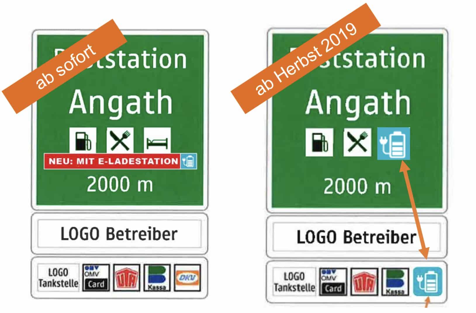 Start der Ausschilderung von Schnellladern auf Autobahnen » image1 7