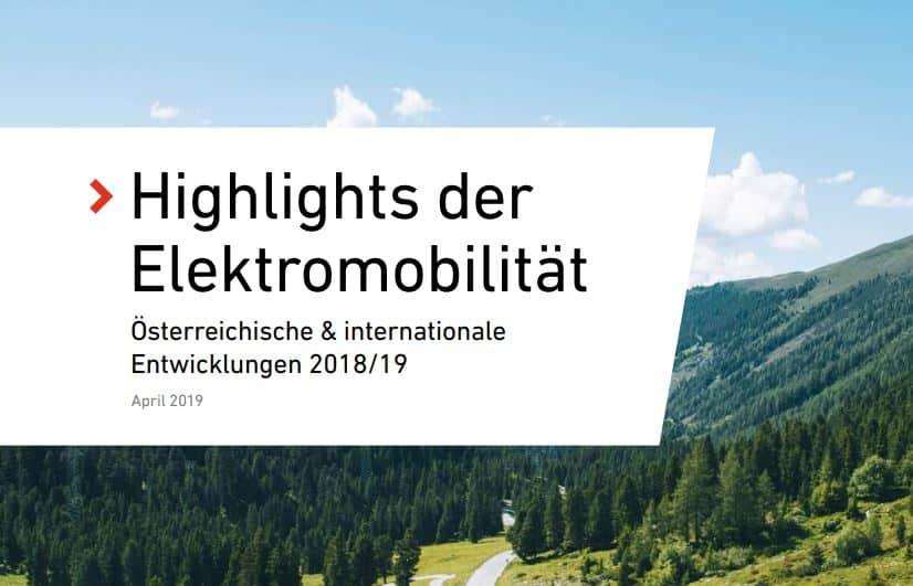 Highlights der Elektromobilität – AustriaTech
