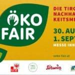 ÖKO Fair - Die Tiroler Nachhaltigkeitsmesse » Header