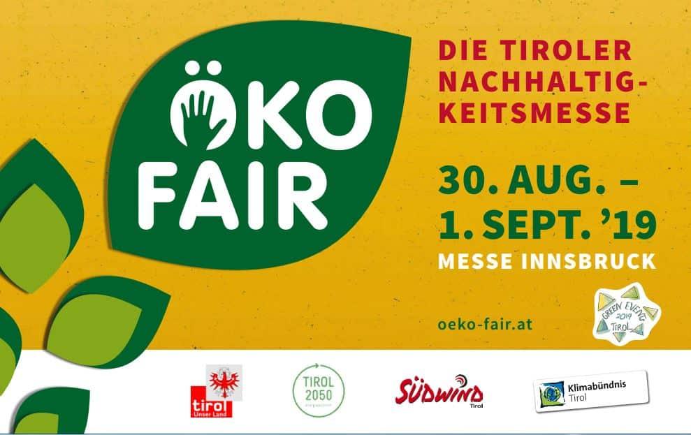ÖKO Fair – Die Tiroler Nachhaltigkeitsmesse