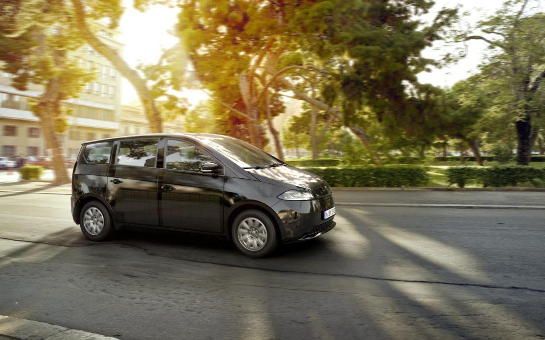 Sono Motors erreicht 10.000 Reservierungen für erstes Serien-SEV Sion