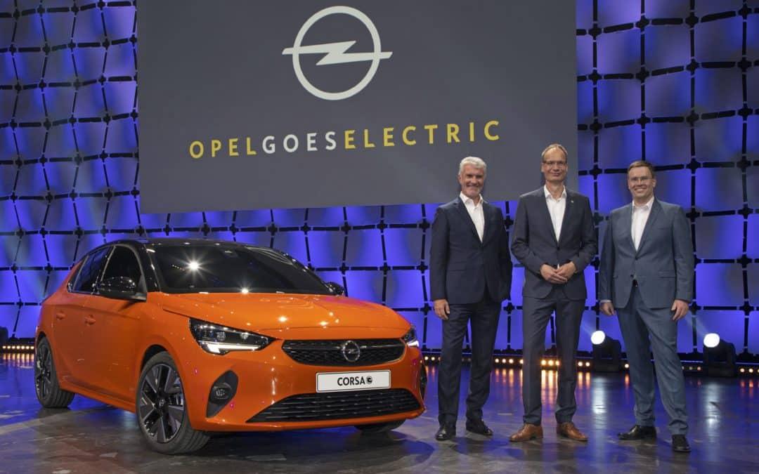 Der neue Opel Corsa-e