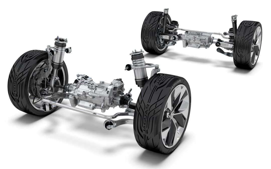 JAGUAR LAND ROVER & BMW – Zusammenarbeit für elektrifizierungs Technologie