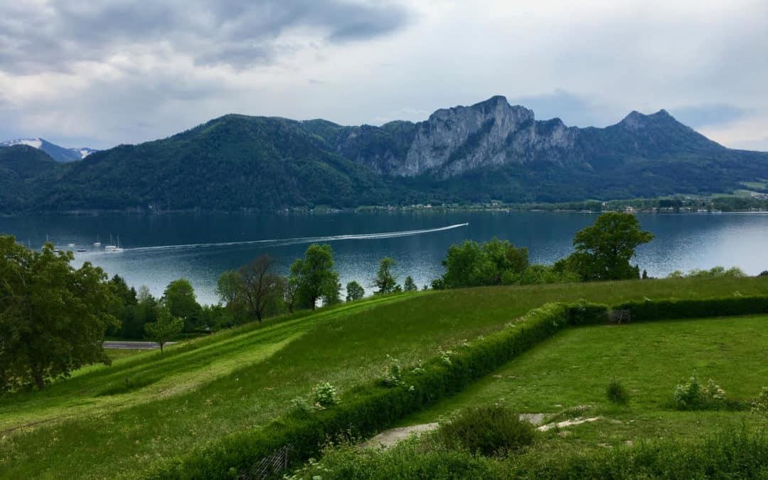 Reiseberich – KONA EV vom Bodensee zum  Fahrtechnikzentrum Teesdorf und zum eTesttag in Melk