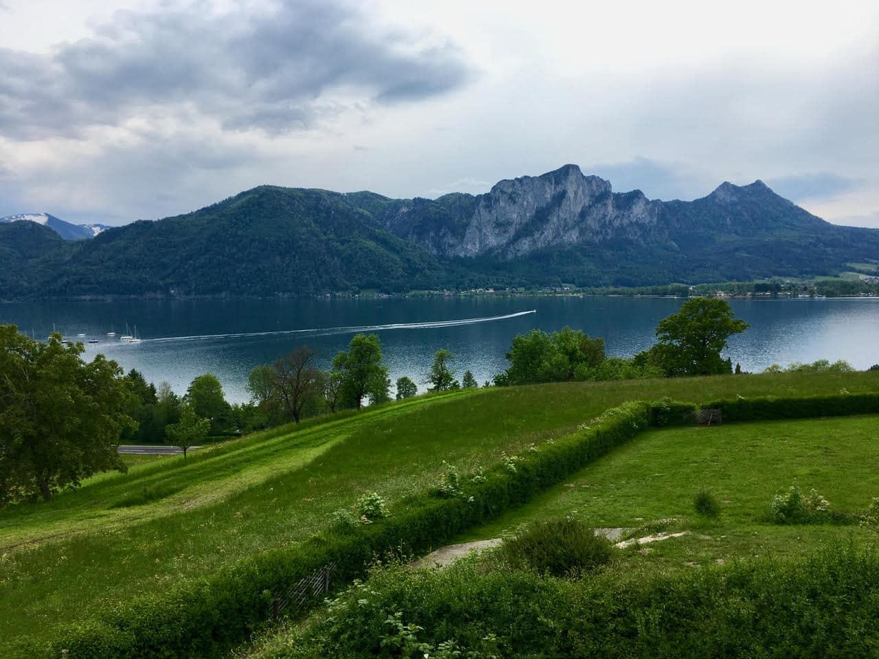 Reiseberich - KONA EV vom Bodensee zum  Fahrtechnikzentrum Teesdorf und zum eTesttag in Melk » unnamed 7