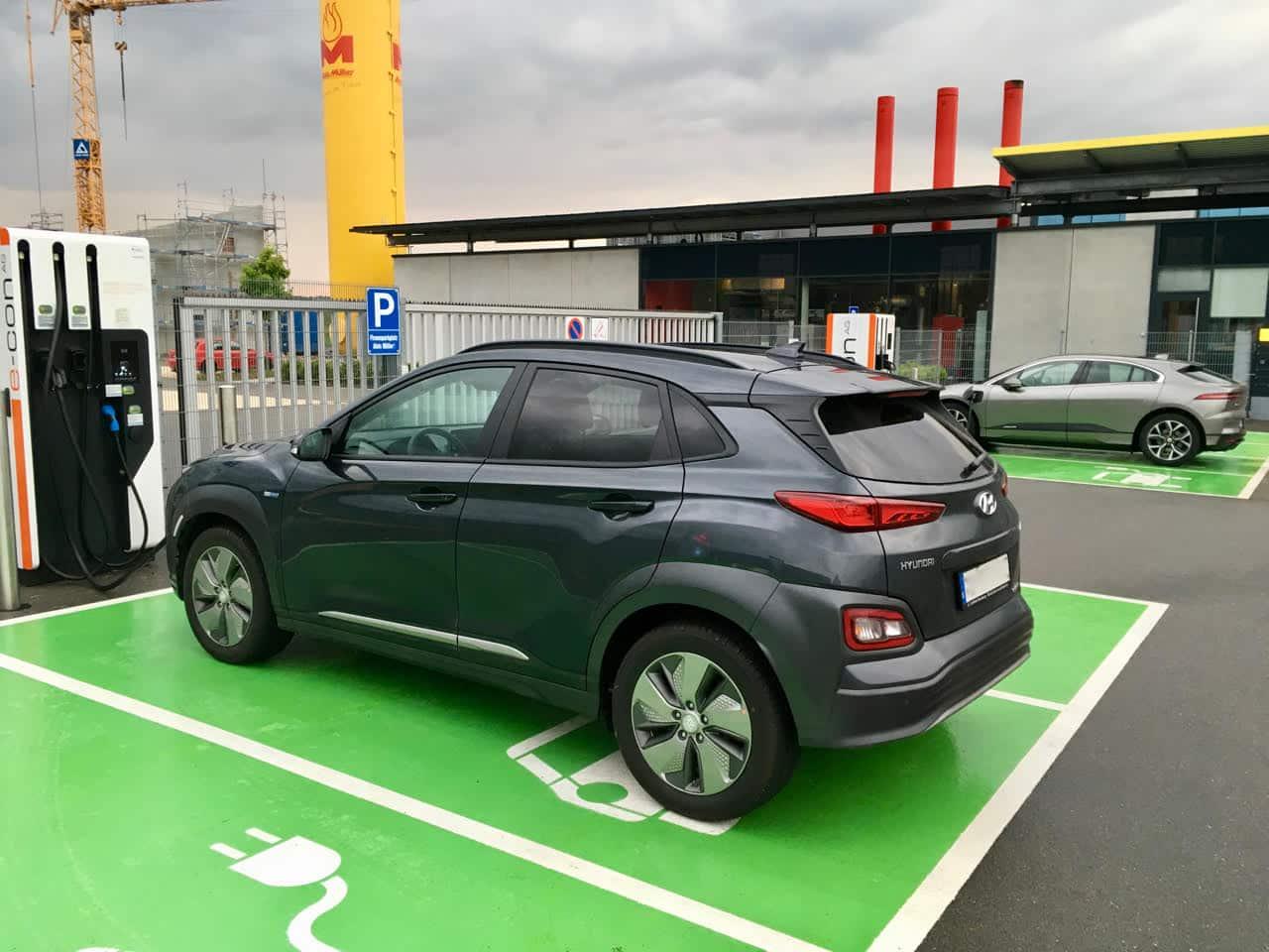 Reiseberich - KONA EV vom Bodensee zum  Fahrtechnikzentrum Teesdorf und zum eTesttag in Melk » unnamed 9