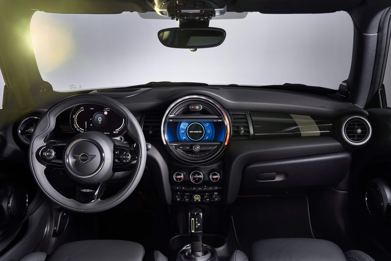 Der neue MINI Cooper SE » P90357973 highRes the new mini cooper min