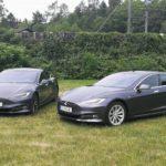 Mit dem TESLA Model S zu den Flughäfen um Vorarlberg » Tesla 3