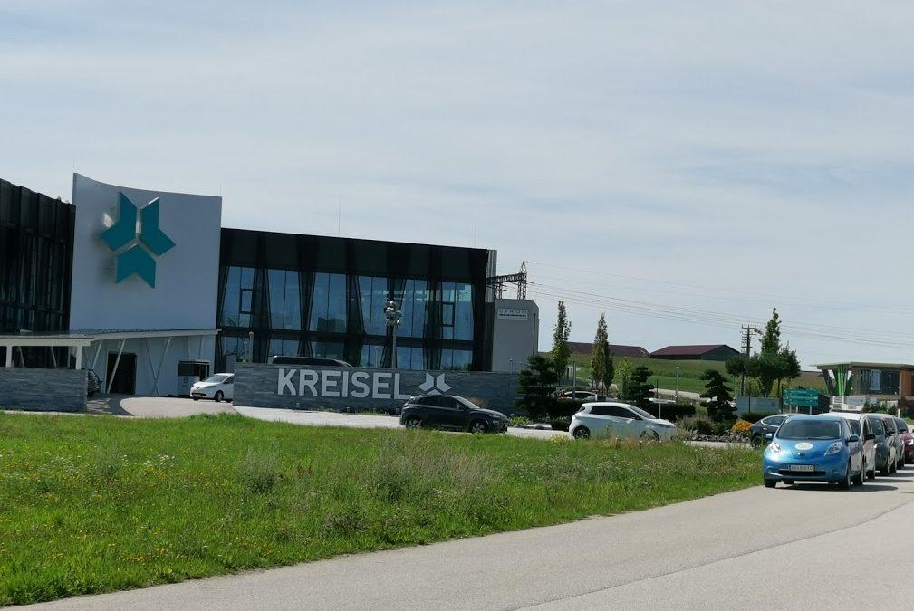 Hyundai KONA Elektro – Vom Bodensee zur Sternfahrt nach Freistadt