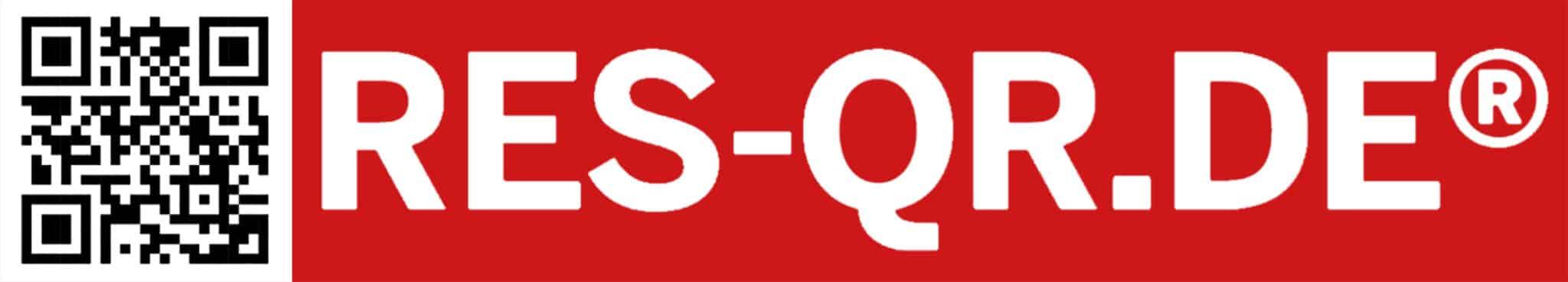 Vorteilspartner für Clubmitglieder » Logo RES QR.DE neu