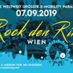 Rock den Ring – E-Mobility Parade » Titelbild RDR 2019