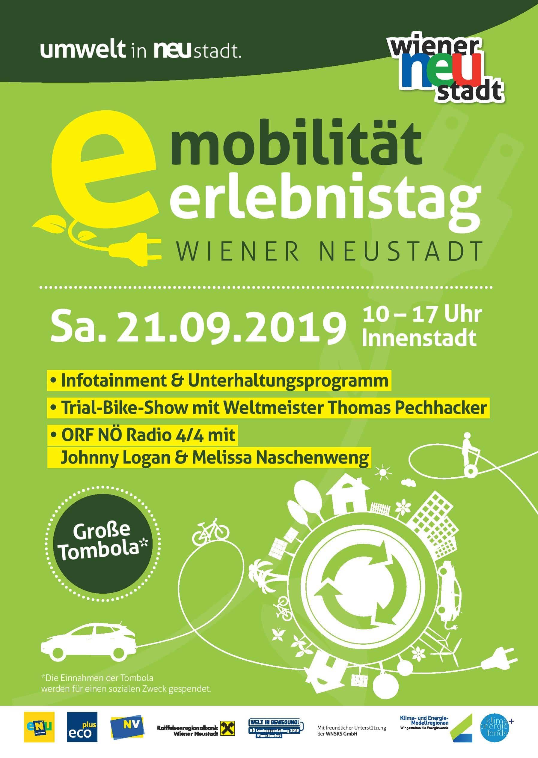 e-Mobilität Erlebnistag Wiener Neustadt » page 1 page 001