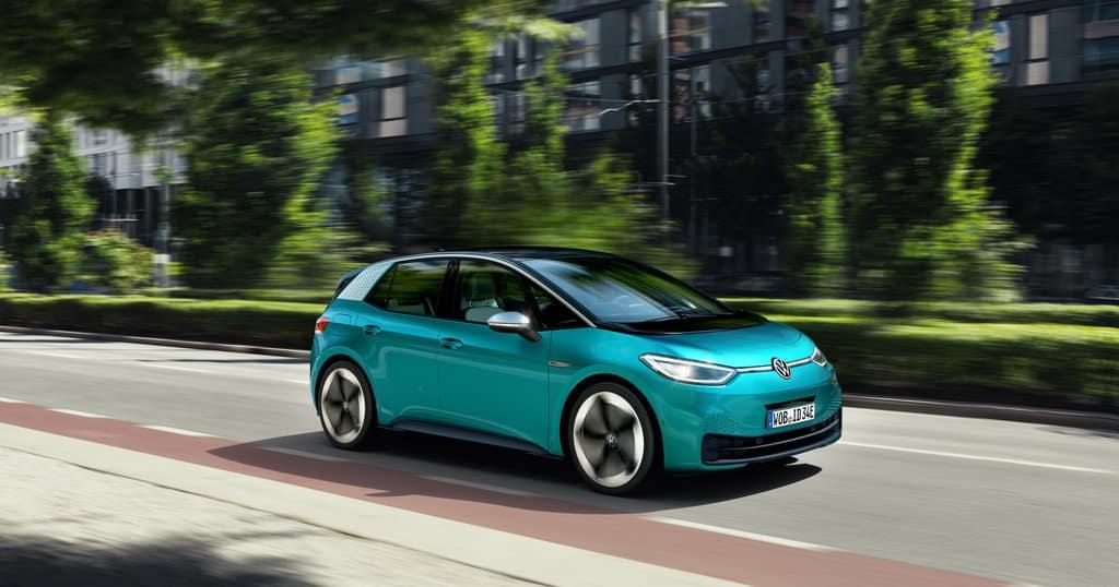 Volkswagen - Weltpremiere des ID.3 » DB2019AU01083 small