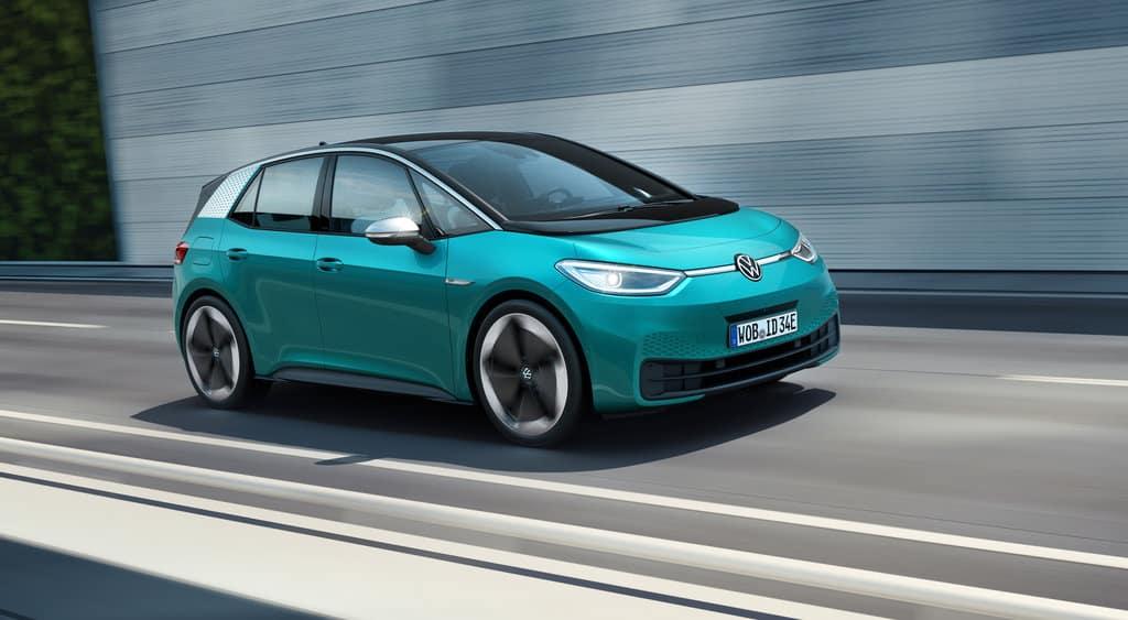 Volkswagen - Weltpremiere des ID.3 » DB2019AU01085 small