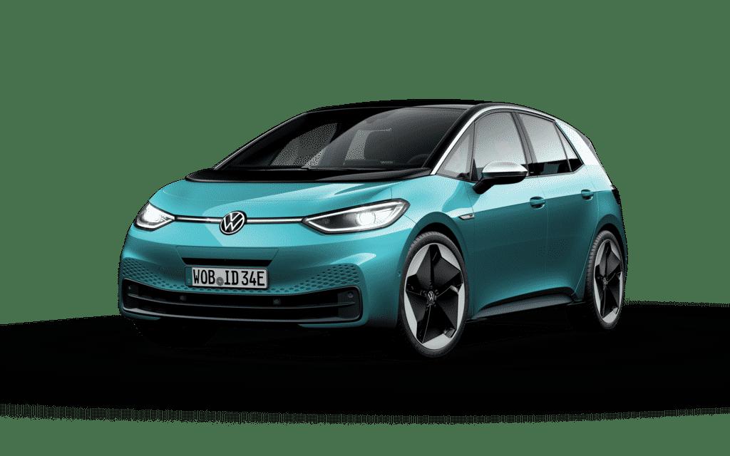 Volkswagen – Weltpremiere des ID.3