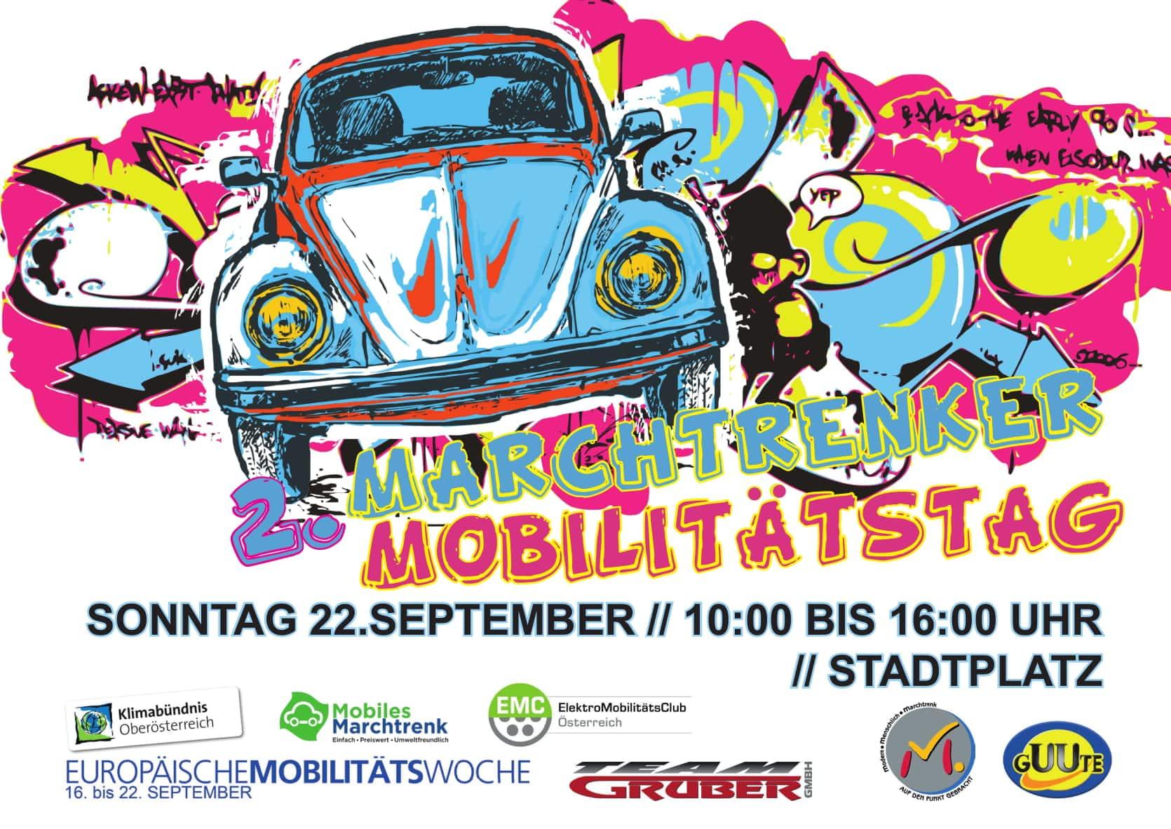 2. Marchtrenker Mobilitätstag » Flyer 1