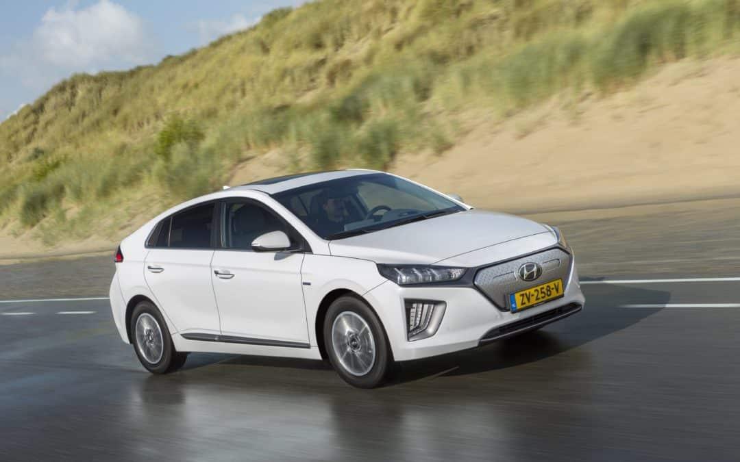 Hyundai IONIQ Elektro Facelift MY20