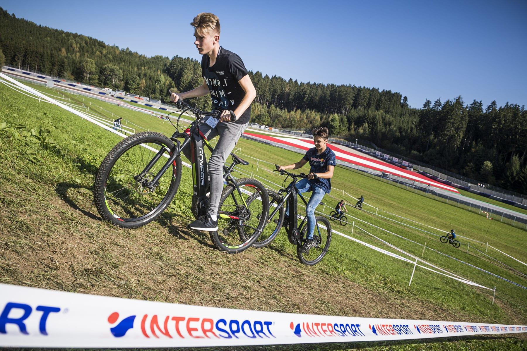 E-Mobility Play Days 2019 » KEMPD 2019 E Bike © Philip Platzer Red Bull Content Pool