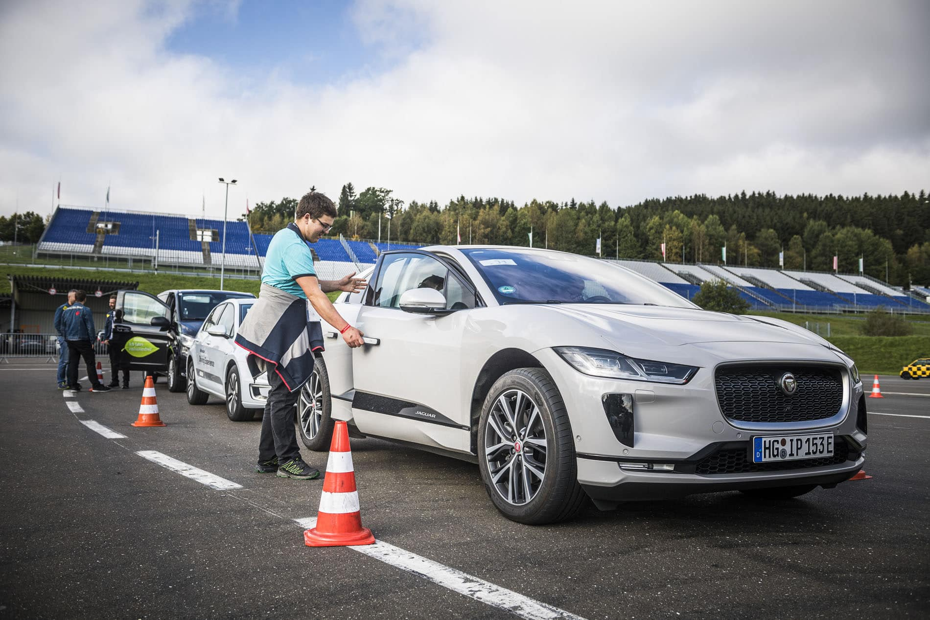 E-Mobility Play Days 2019 » KEMPD 2019 E Driving Experience © Philip Platzer Red Bull Content Pool