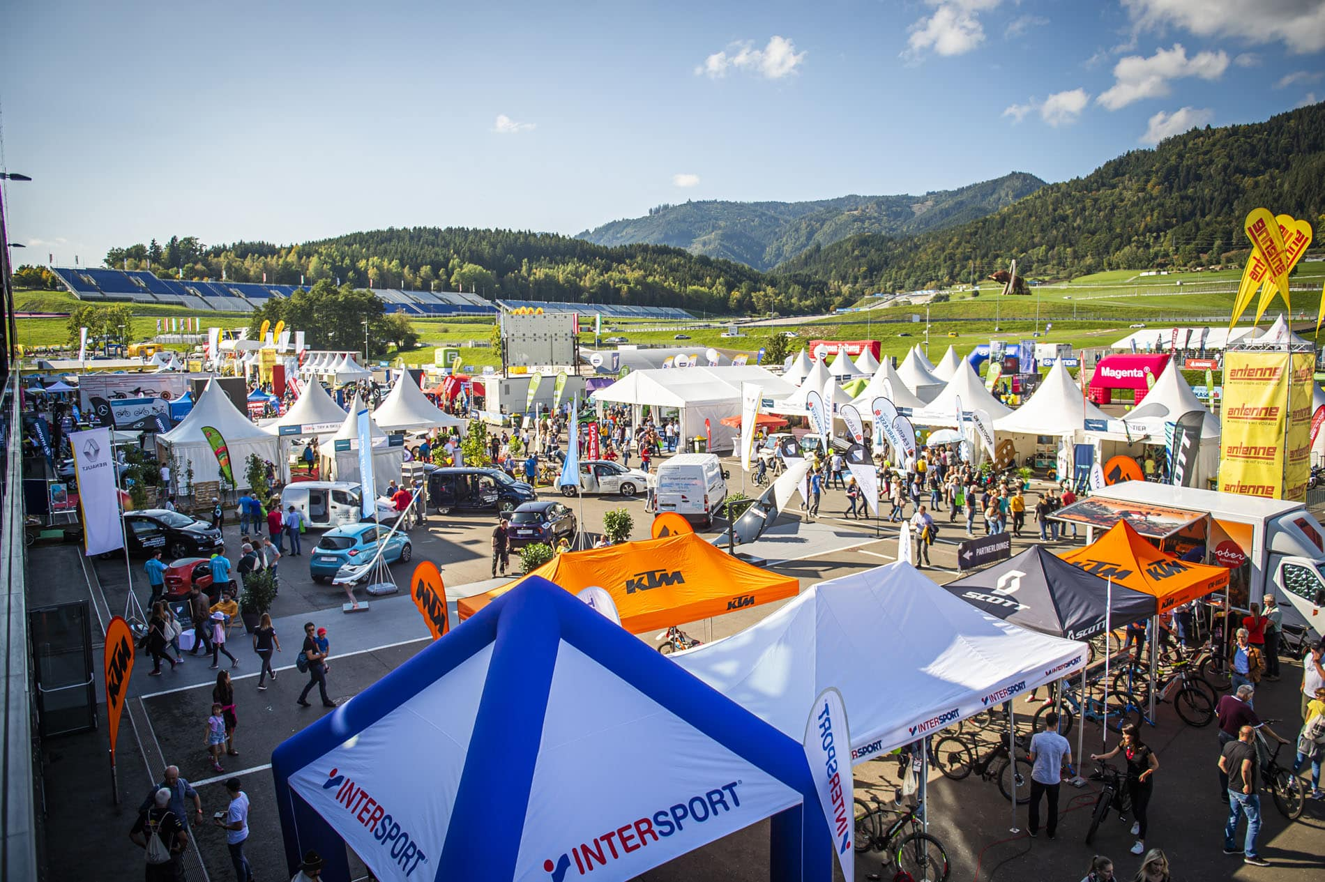 E-Mobility Play Days 2019 » KEMPD 2019 Overview © Lucas Pripfl Red Bull Content Pool