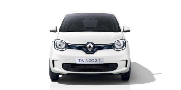 RENAULT TWINGO III Z.E. (B07 Z.E.)