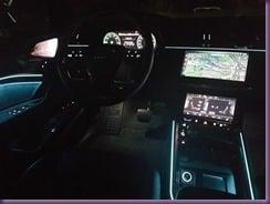 Praxistest - Audi e-tron » Ambiente Beleutung innen thumb