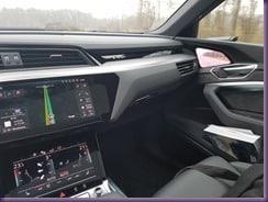 Praxistest - Audi e-tron » Audi Etron Innen hell thumb