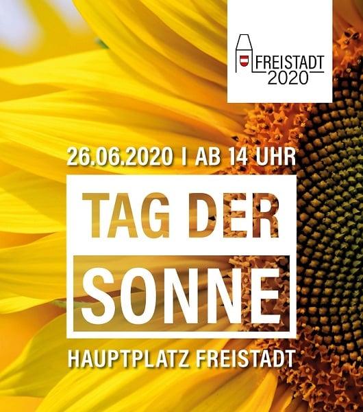 Tag der Sonne - Freistadt » Banner Tag der Sonne 2020kl