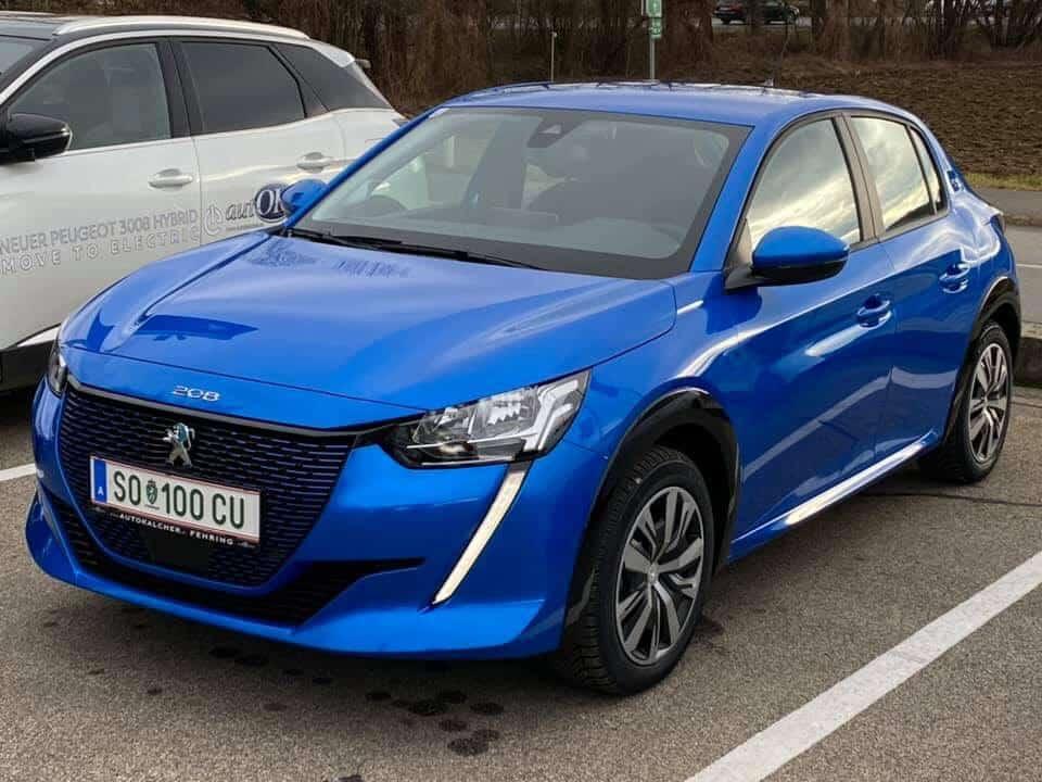 eMobility – Kompetenztreffen Steiermark / Burgenland – Februar » Peugeot e208