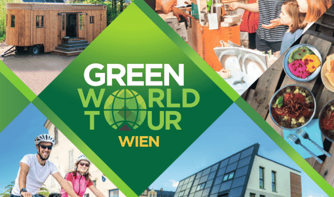 eMobility – Kompetenztreffen WIEN - November » Poster Green World Tour Wien 2019 e1559220527997