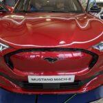 Ford Mustang Mach-E - eine Hommage an eine lebende Legende » 2.6. Front. Baron mit USA min